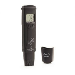 Hanna 3 in 1 Combo Tester (pH, Conductivity and TDS) Meter HI98129