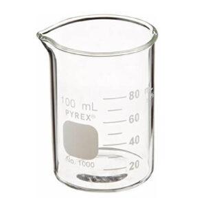 Pyrex 100 mL Glass Beaker