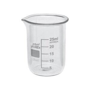Pyrex 25 ml Glass Beaker