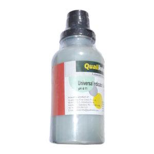 Qualikems pH Indicator Solution, 500ml