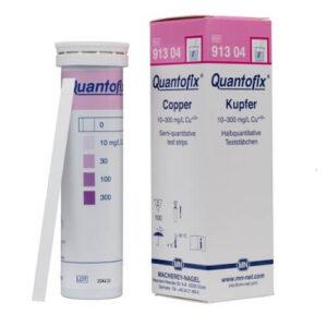 Quantofix Copper Test Strip 100 Times