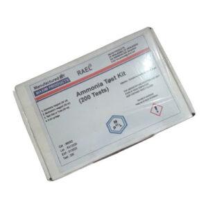 RAEL Ammonia Test Kit 200 Tests Per Box
