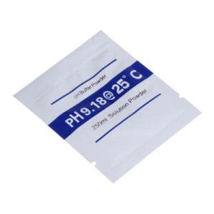 pH Buffer Solution Powder for Calibration – pH Solution 9.18 Powder