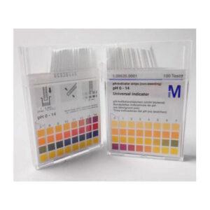 pH Paper Strip Merck Germany