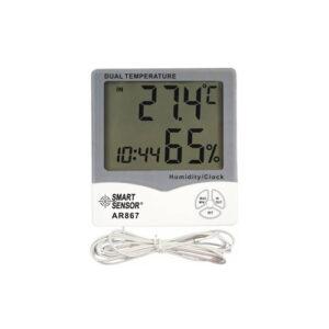 Digital Temperature & Humidity Meter AR867