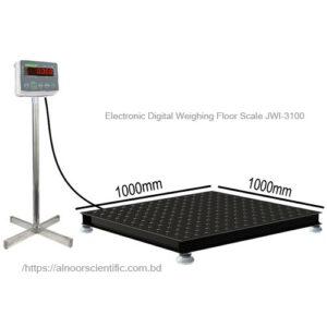 1000kg Jadever Weighing Scale JWI-3100 series