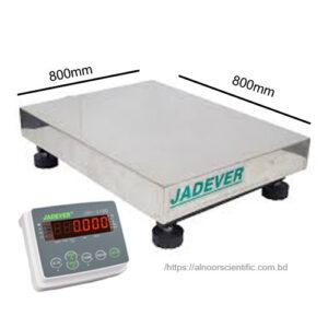 Jadever JWI-3100 Digital Weighing Platform Scale 600Kg