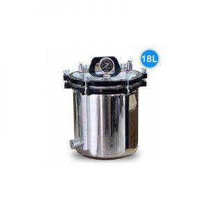 Autoclave Pressure Steam Sterilizer 18L