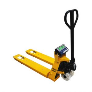 Pallet Truck Scale With Weighing Indicator