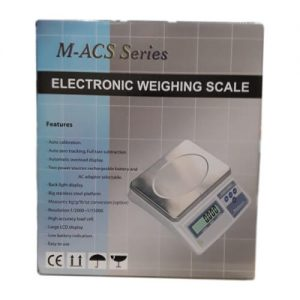 Digital Counting Weight Scale, M-ACS Series, 0.1 to 3Kg