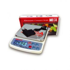 5Kg Mega Digital Kitchen Scale TC-CF-18