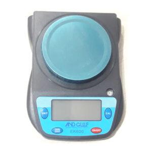 AND Gulf EK600 Laboratory Electronic Precision Balance 600gm