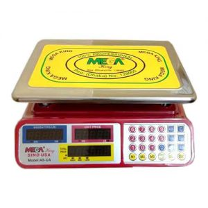 Mega King AS-CA Weight Scale 40kg