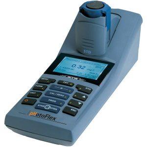 Portable Spectrophotometer (Colorimeter) Model: PhotoFlex STD