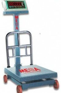Mega T-08 20gm to 400Kg Weight Scale